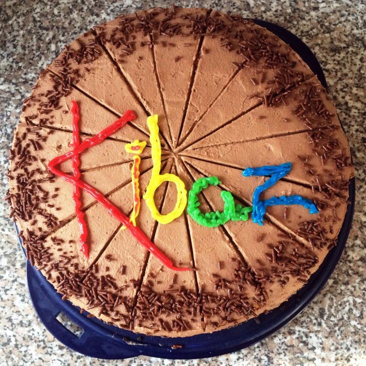 Kibaz-Torte