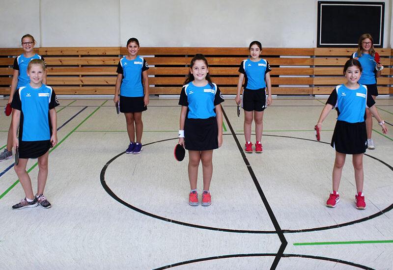 Mädchenmannschaft 2