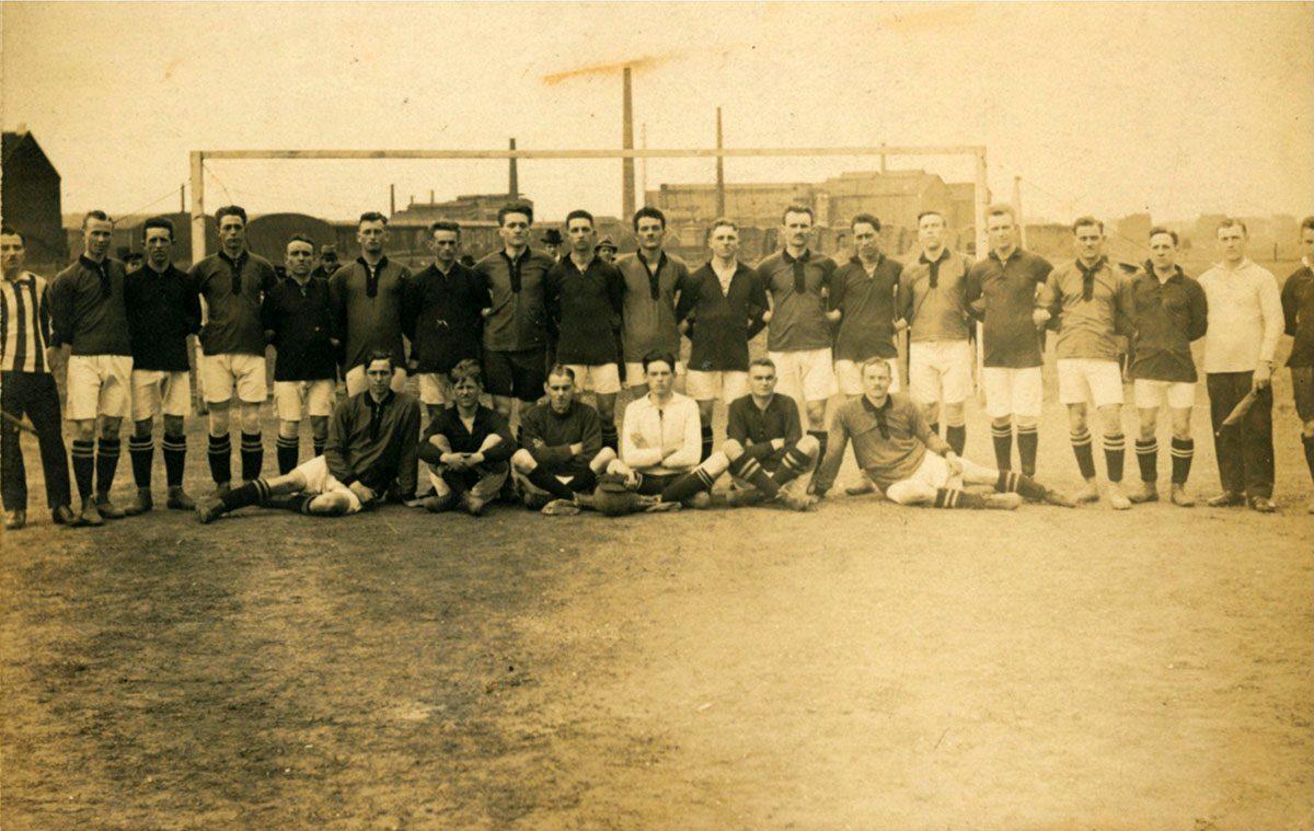 Sportverein und Turnverein zusammen